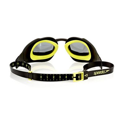 Speedo Fastskin3 Super Elite Mirror Goggle-smoke-c