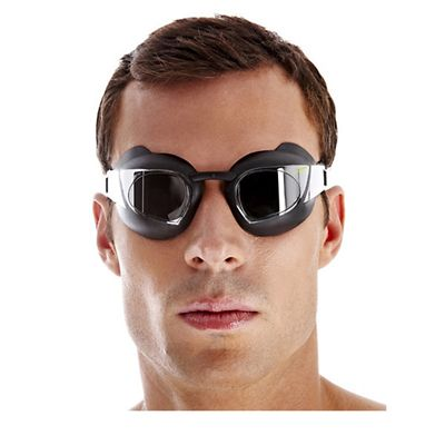 Speedo Fastskin3 Super Elite Mirror Goggle Black Smoke