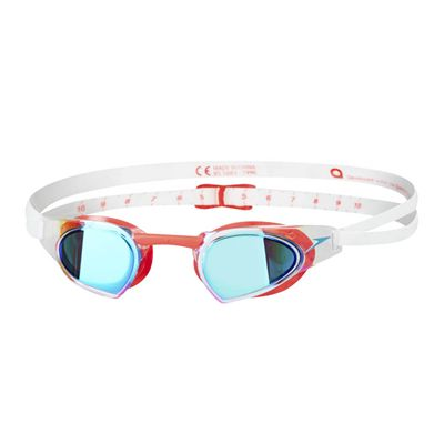 Speedo Fastskin Prime Mirrored - Colours Combination - White