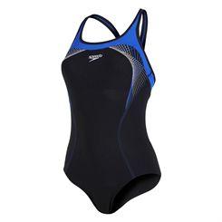 Speedo Fit Kickback Ladies Swimsuit