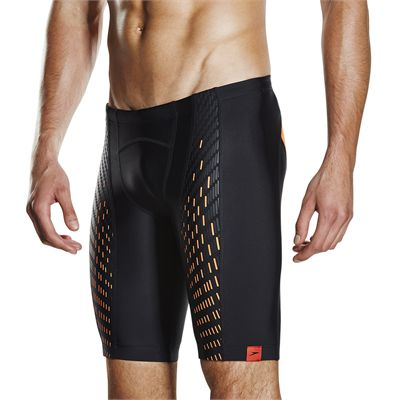 Speedo Fit PowerMesh Pro Mens Swimming Jammers - main2
