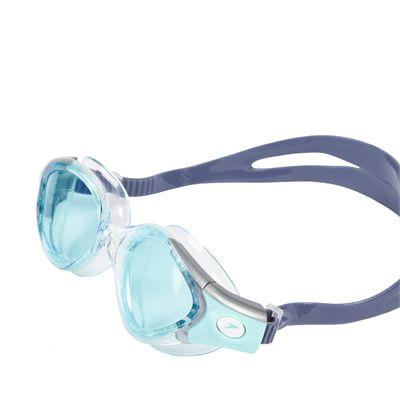 Speedo Futura Biofuse 2 Ladies Swimming Goggles-purple lens