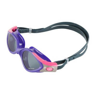 Speedo Futura Biofuse 2 Polarised Ladies Swimming Goggles AW17 - Above
