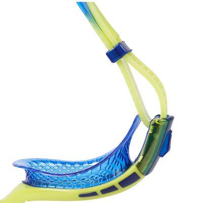 Speedo Futura Biofuse Flexiseal Junior Swimming Goggles - Zoom