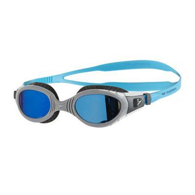 Speedo Futura Biofuse Flexiseal Mirror Swimming Goggles - Front