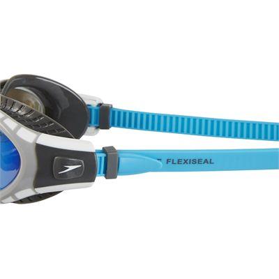 Speedo Futura Biofuse Flexiseal Mirror Swimming Goggles - Side