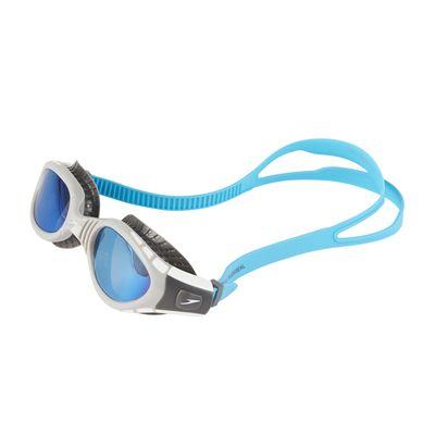 Speedo Futura Biofuse Flexiseal Mirror Swimming Goggles