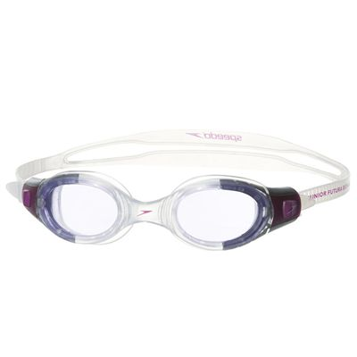 Speedo Futura BioFuse Junior Swimming Goggles - Purple