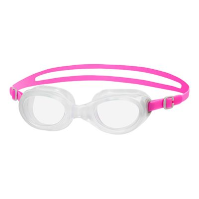 Speedo Futura Classic Ladies Swimming Goggles - Clear Lens-front