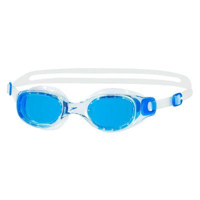Speedo Futura Classic Swimming Goggles - Blue Lens-front