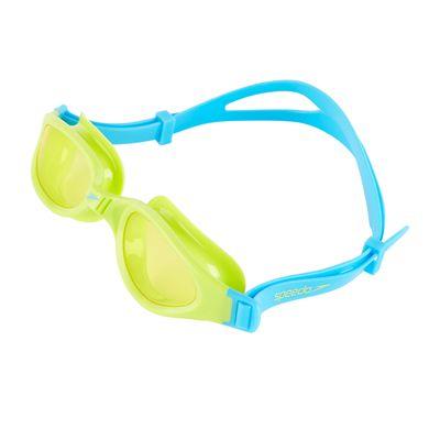 Speedo Futura Plus Junior Swimming Goggles - Above