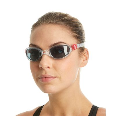 Speedo Futura Plus Swimming Goggles - In Use2