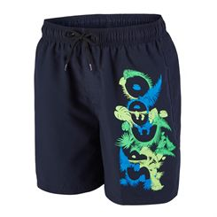 Speedo Graphic Logo 15 Inch Boys Watershort