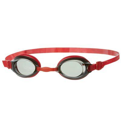 Speedo Jet Junior Swimming Goggles - Red