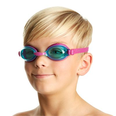 Speedo Jet Junior Swimming Goggles - In Use1