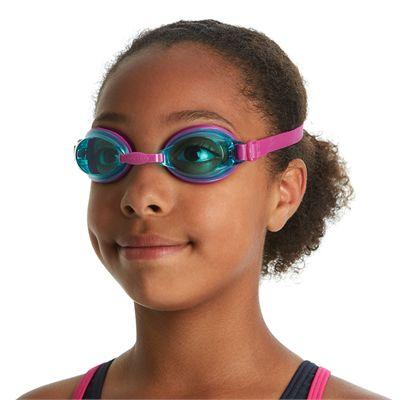 Speedo Jet Junior Swimming Goggles - In Use2