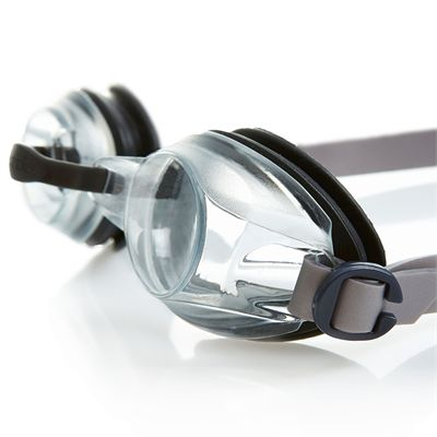 Speedo Jet Swimming Goggles - Clear - Zoomed