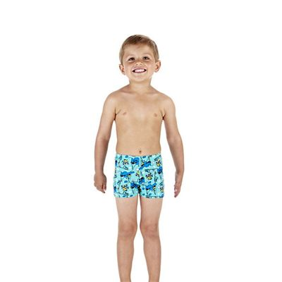 Speedo Jetspark Allover Infant Boys Aquashorts