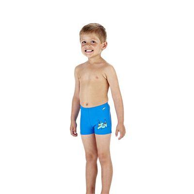 Speedo Jetspark Placement Infant Boys Aquashorts Side