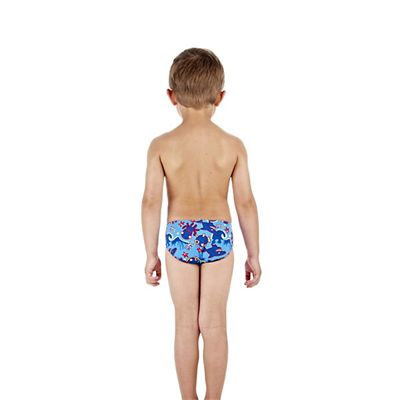 Speedo Jicello Infant Boys Brief Back