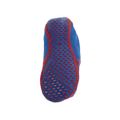 Speedo Junior Pool Socks Blue Sole