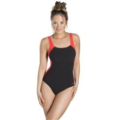 Speedo LunaLustre 1 Piece Ladies Swimsuit