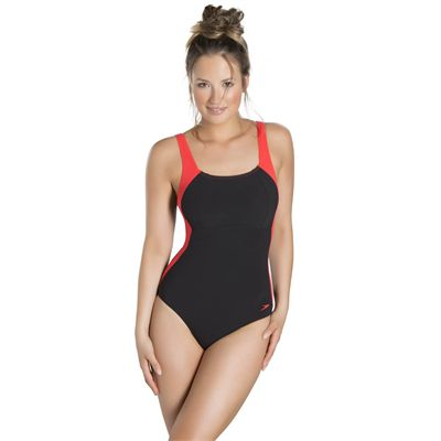 Speedo LunaLustre 1 Piece Ladies Swimsuit - Main