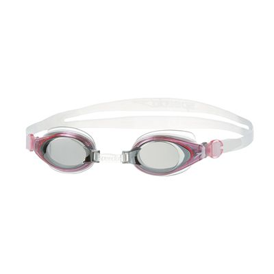 Speedo Mariner Mirror Junior Swimming Goggles Pink