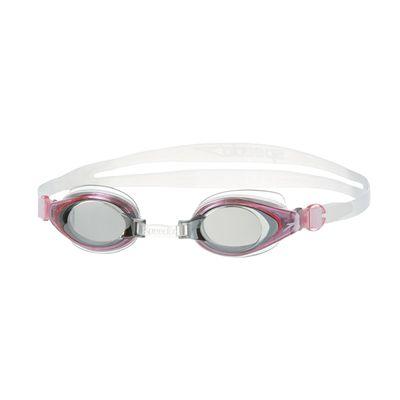 Speedo Mariner Mirror Junior Swimming Goggles Pink