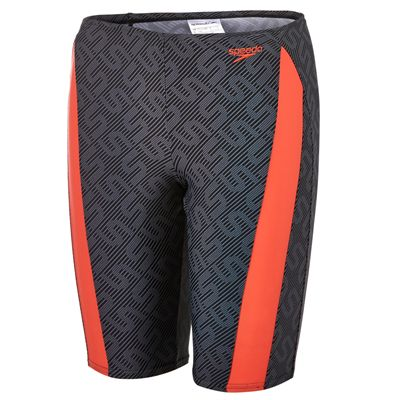 Speedo Monogram Allover Boys Jammer