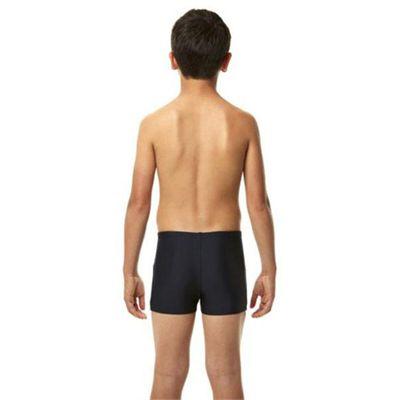 Speedo Monogram Boys Aquashorts SS14 Back View