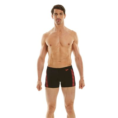 Speedo Monogram Mens Aquashorts SS14 Front View