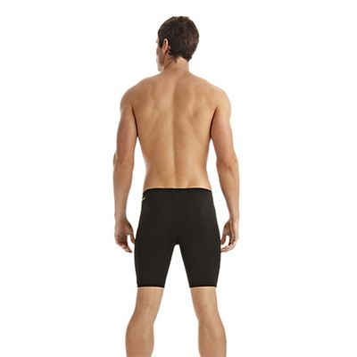 Speedo Monogram Mens Jammer SS13 green back