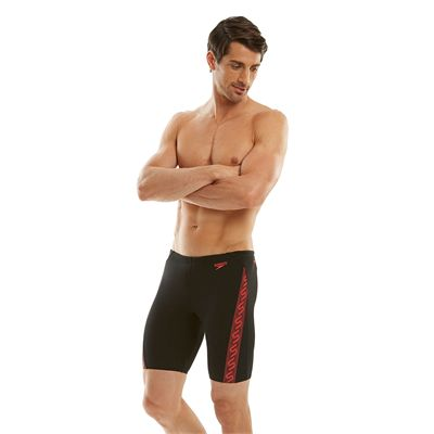 Speedo Monogram Mens Jammer SS14 - Side View
