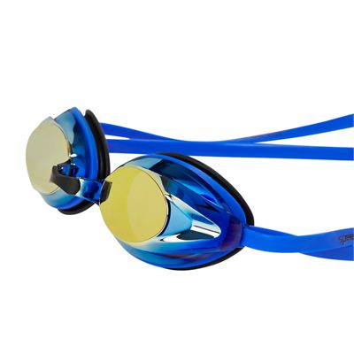 Speedo Opal Mirrored Swimming Goggles-Side