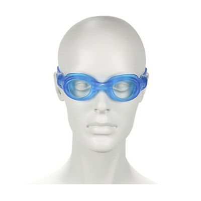 Speedo Pacific Storm Junior Swimming Goggles-blue-a