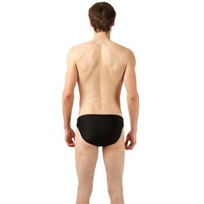 Speedo Placement 5cm Mens Brief - Back