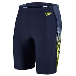 Speedo Placement Curve Panel Mens Jammer