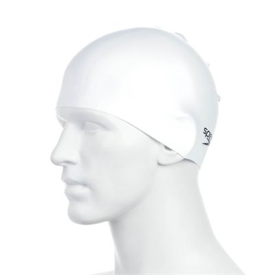 Speedo Plain Moulded Silicone Cap SS17