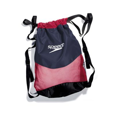 Speedo Pool Kit Bag Red - Alternative View