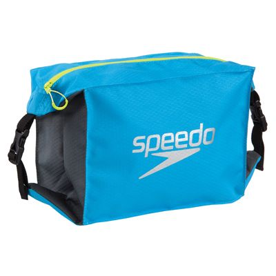 Speedo Pool Side Bag-Blue-Grey