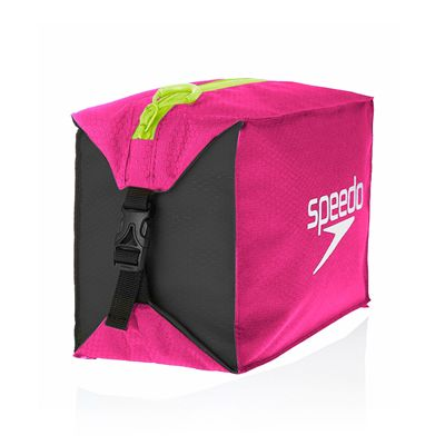 Speedo Pool Side Bag-Pink-Grey-Image2