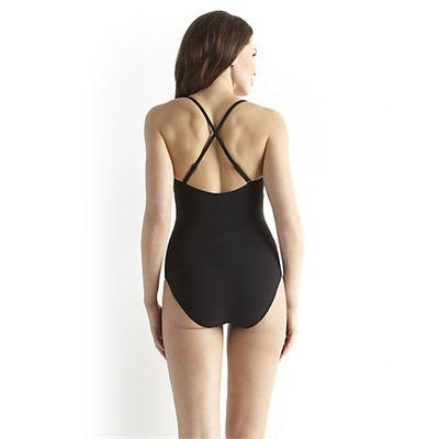 Speedo Premiere Spashine 1 Piece Ladies Swimsuit - Back View