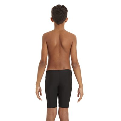 Speedo RapidLaunch Placement Boys Jammer - Back View