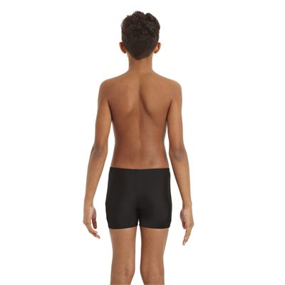Speedo RapidLaunch Placement Boys Aquashort - Back View