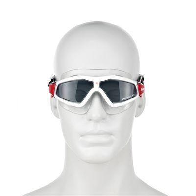 Speedo Rift Pro Mask Red Front