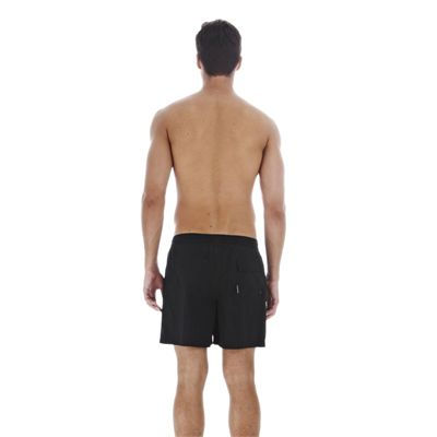 Speedo Scope 16 Inch Mens Watershort - Black - Back View