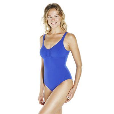 Speedo Sculpture Aquagem 1 Piece Ladies Swimsuit