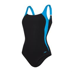 Speedo Sculpture LunaLustre 1 Piece Ladies Swimsuit