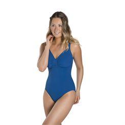 Speedo Sculpture Watergem 1 Piece Ladies Swimsuit SS17